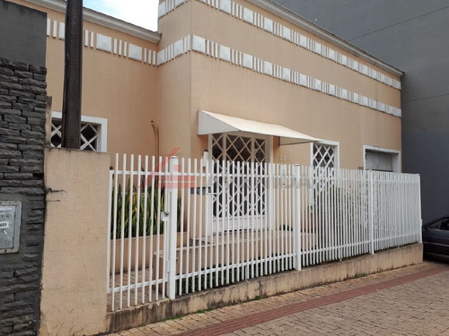 Casa Comercial - Centro - Ref: 2879 - L-1108