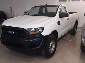 Ford Ranger Cabina Simple 4x4 2018 0 Km
