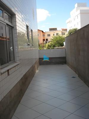 Apartamento Com Área Privativa Em Contagem - 126