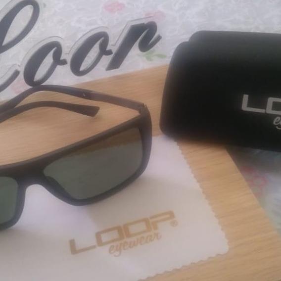 Óculos De Sol Com Proteção Uv Original