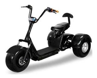 Triciclo Elétrico H9 Preto - Mw