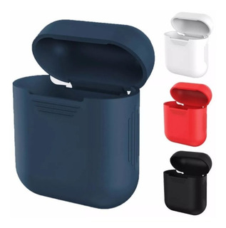 Apple AirPods Estuche Protector Funda En Silicona 8 Colores