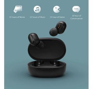 Fone Ouvido Xiaomi Redmi Airdots Com Bluetooth 100% Original