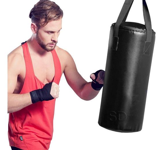 Punching Ball Saco De Box Boxeo 100 Cm + Guantes De Regalo