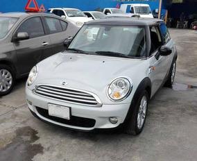 Mini Cooper 2011 2p S Chili 6vel A/a Tela/piel Q/c