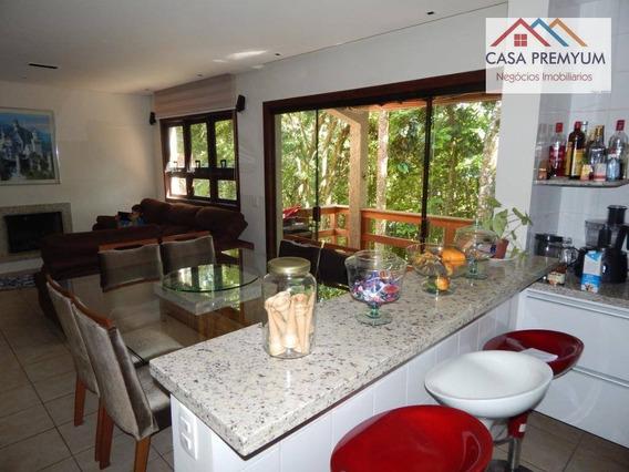 Casa Bem Clara E Arejada - Apenas R$590.000 - Ca0252