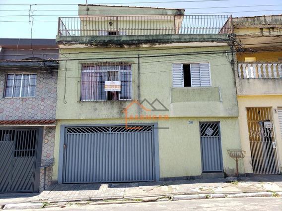Sobrado Com 2 Dormitórios À Venda Por R$ 350.000,00 - Parque São Rafael - São Paulo/sp - So0140