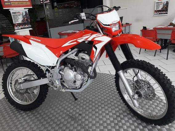 Crf 250f 2019 Vermelha