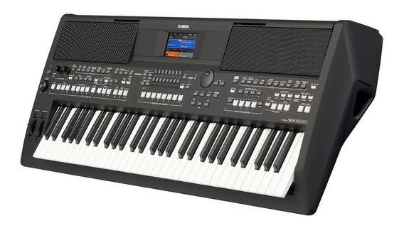 Teclado Yamaha Psr Sx600 61 Teclas Workstation Arranjador