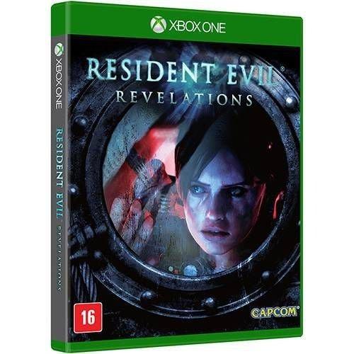 Jogo Xbox One Resident Evil Revelations Midia Fisica
