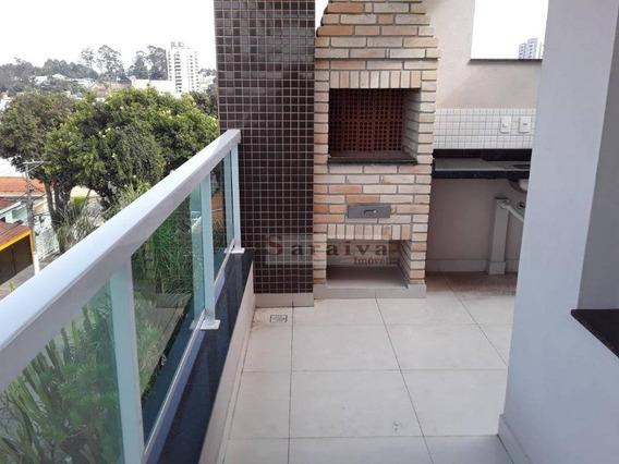 Cobertura À Venda, 166 M² Por R$ 695.000,00 - Jardim Hollywood - São Bernardo Do Campo/sp - Co0037