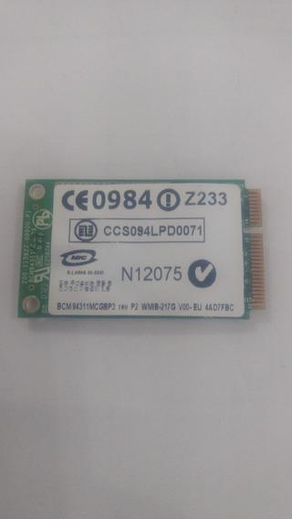 Placa De Red Para Notebook Broadcom N12075