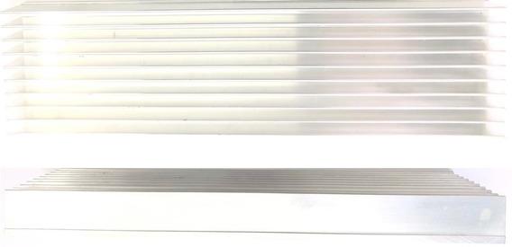 Dissipador De Calor 350x95x33,5mm Dc35095335