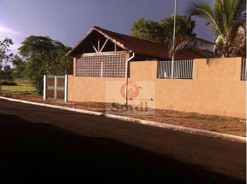 Imagem 1 de 14 de Chácara À Venda, 2200 M² Por R$ 960.000,00 - Jardim Salgado Filho - Ribeirão Preto/sp - Ch0013
