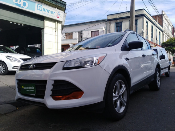 Ford New Escape 2014 25 At