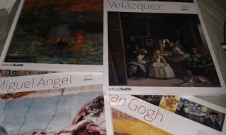 Libros Grandes Maestros De La Pintura (oferta)