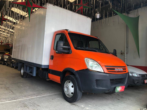Iveco Daily 55c16 Chassi Cabine Turbo Intercooler Diesel 2p