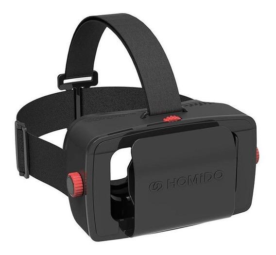 Vr Headset Visor Realidad Virtual Smartphone Homido - S002