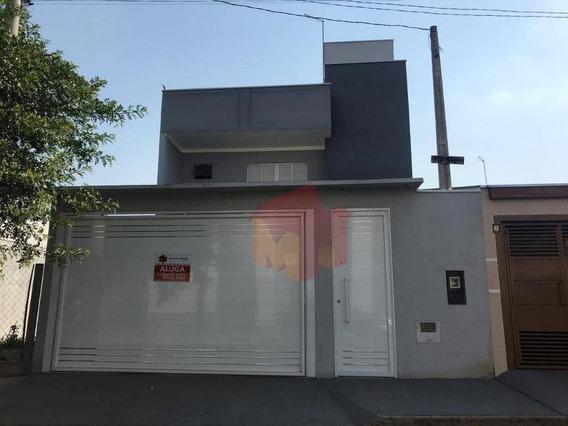 Casa Com 3 Dormitórios À Venda, 177 M² Por R$ 520.000,00 - Jardim Boer Ii - Americana/sp - Ca0452