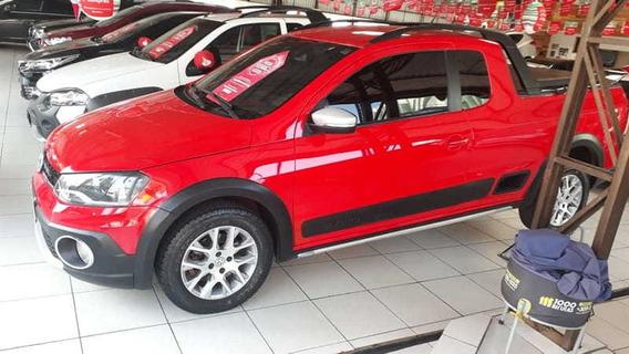 Volkswagen Saveiro Cross Ce 1.6 Msi Total Flex