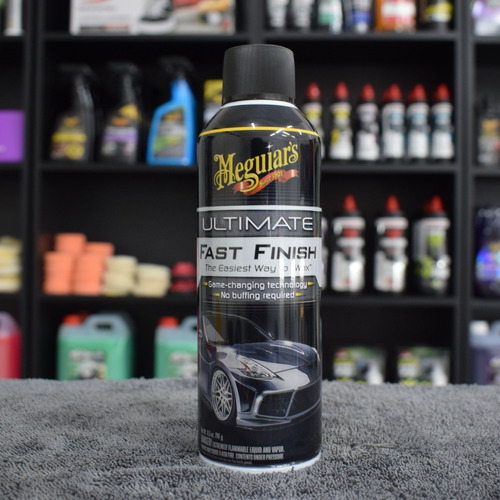 Meguiars Ultimate Fast Finish Sellador Acrilico En Spray