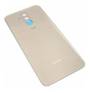 Tapa Trasera Huawei Mate 20 Lite Sne-lx1 2 3 4 Color Dorado
