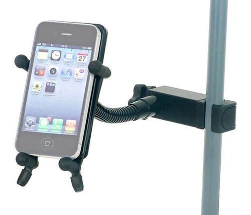 Soporte De Smartphone Hamilton Kb125ebk Con Clamp