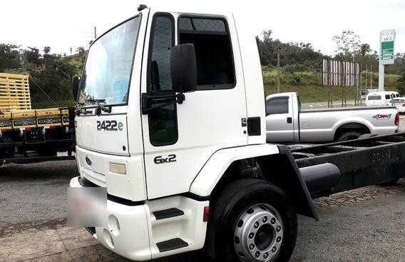 Ford Cargo 2422 Truck Raridade 81.000kms