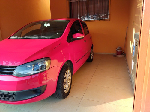 Imagem 1 de 7 de Volkswagen Fox 2012 1.0 Vht Trend Total Flex 5p