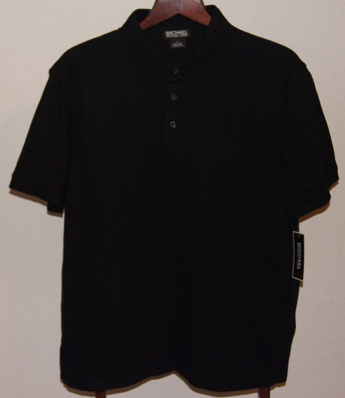 Michael Kors Playera Polo Talla L Color Negro Original