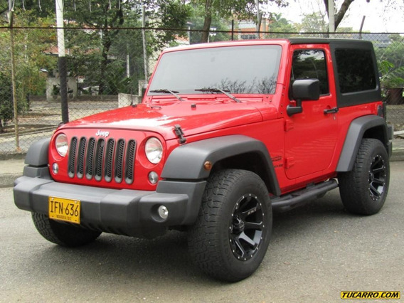 Jeep Wrangler Sport 3600 Cc At