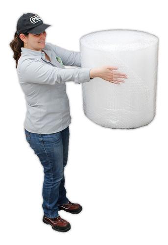 E Rollo Plástico Burbuja De 50cm X 50 Metros
