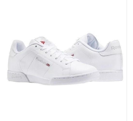 Tenis Reebok Blanco Classics Color Blanco