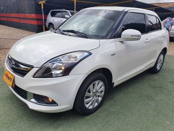 Suzuki Swift Dzire Mt 2018