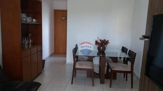 Condomínio Vale Do Moinho - 3 Quartos - Ap0837