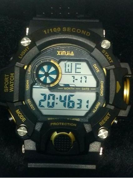 Relógio Digital Militar A Prova D