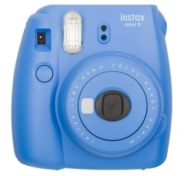 Camera Instantanea Fujifilm Instax Mini 9 / Cobalt Blue