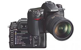 Câmera Nikon D 7000 - Completa - Estado De Novo!