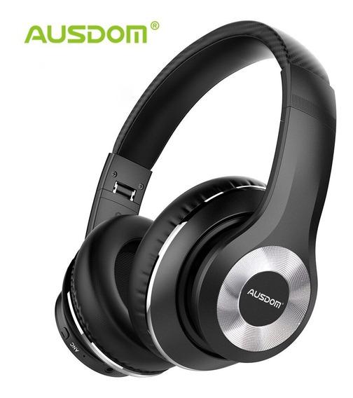 Fone Bluetooth Versão 5.0 Ausdom Anc10 Original Lançamento