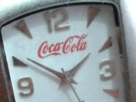 Relógio Coca-cola.
