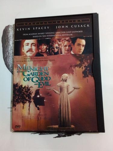 Medianoche En El Jardín - Eastwood - Warner 1992 - Dvd - U