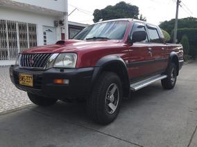 Mitsubishi L200 4x4 Diesel, Blin 2plus