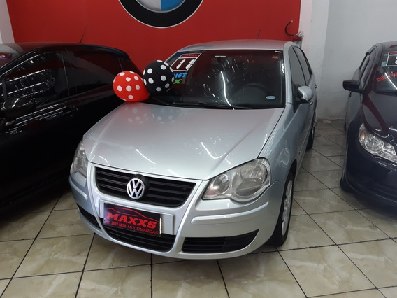 Volkswagen Polo 1.6 Vht Total Flex 5p 2011