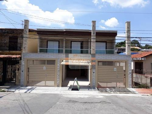 Sobrado Com 3 Dormitórios À Venda, 110 M² Por R$ 650.000,00 - Jardim Líbano - São Paulo/sp - So0612
