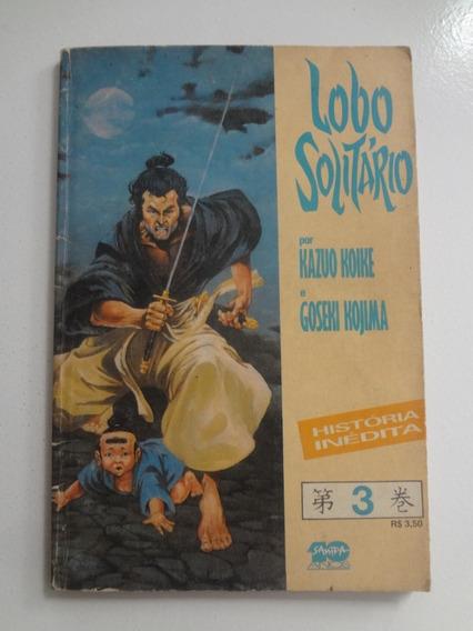 Mangá Lobo Solitário Vol. 3
