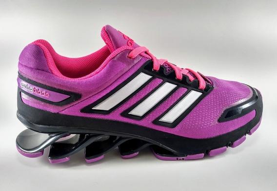 Tênis adidas Springblade Ignite 2 Feminino Roxo/preto