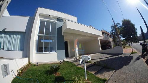 Casa Com 3 Dormitórios À Venda, 173 M² Por R$ 711.000,00 - Condomínio Jardim De Mônaco - Hortolândia/sp - Ca0261