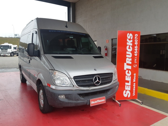 Mercedes Benz Sprinter Cdi 415 15+1 Lugares 2014 Selectrucks