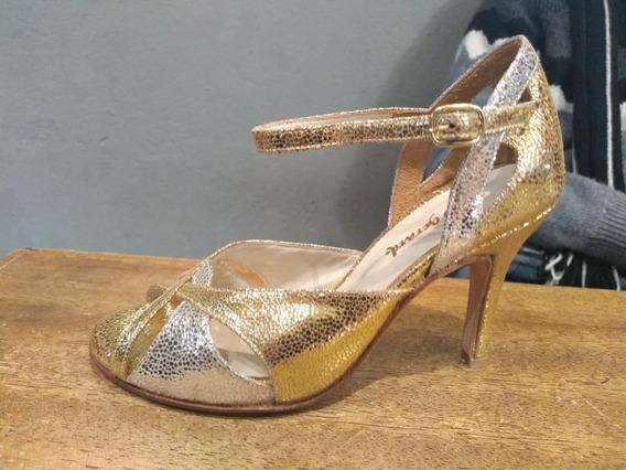 Zapatos Para Fiesta -marca Propia-sandalias-