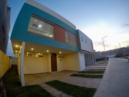 Hermosa Residencia Nueva En Venta En Campestre (excelentes Acabados)